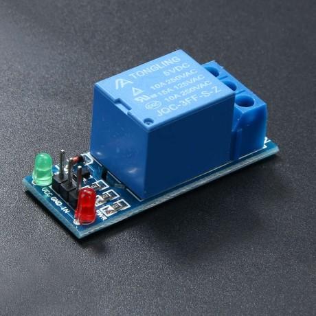 5pcs 1 Channel DC 5V Relay Switch Module