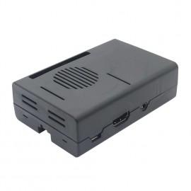 3 Model B Black ABS Plastic Case Cover Enclosure Shell Box
