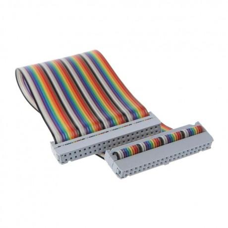 GPIO Board40Pin 20cm Row Famale to Female GPIO Cable
